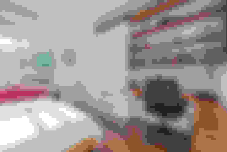 غرفة نوم تنفيذ Espaço Tania Chueke