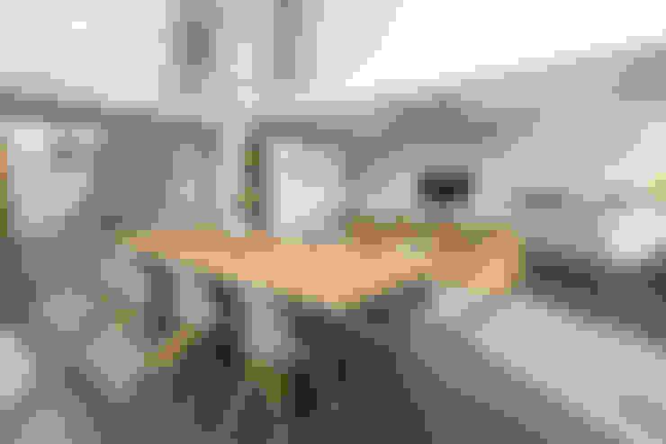 غرفة السفرة تنفيذ Laurence Associates