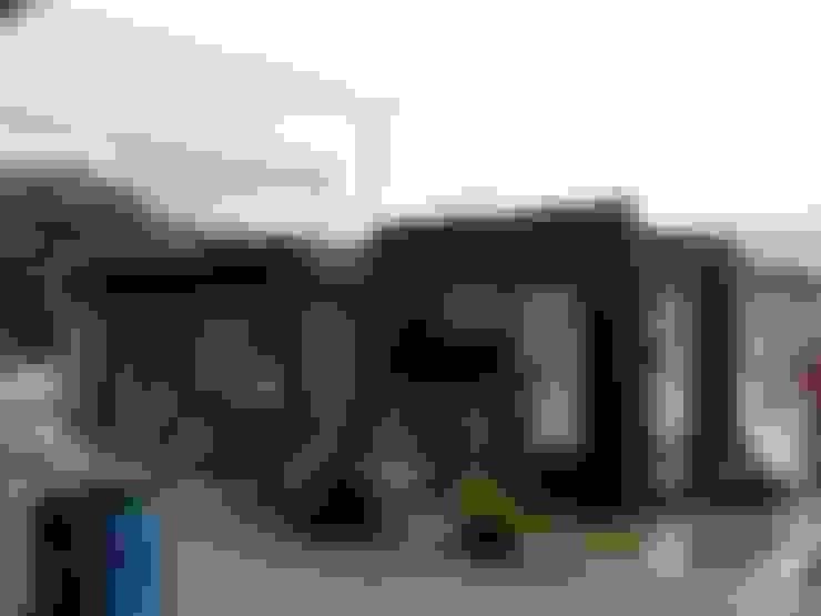 度假別墅 by Home Box Arquitectura