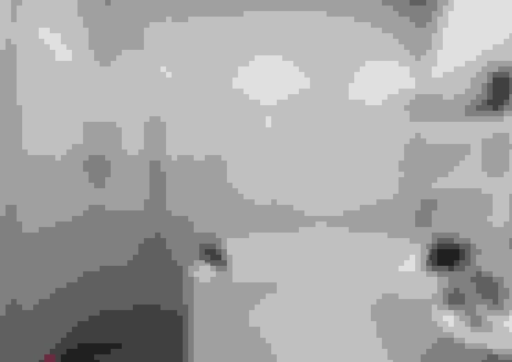 PRATIKIZ MIMARLIK/ ARCHITECTURE – Banyo:  tarz Banyo