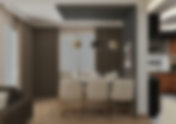 PRATIKIZ MIMARLIK/ ARCHITECTURE – Yemek Masası:  tarz Yemek Odası