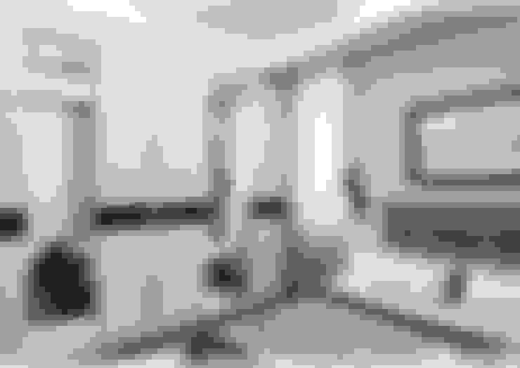 PRATIKIZ MIMARLIK/ ARCHITECTURE – Yatak Odası:  tarz Küçük Yatak Odası