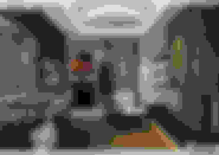 PRATIKIZ MIMARLIK/ ARCHITECTURE – Salon:  tarz Oturma Odası