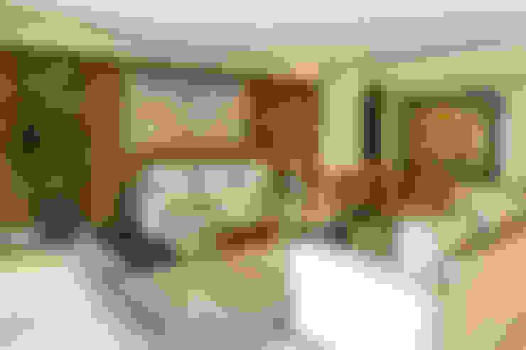غرفة المعيشة تنفيذ Fi Arquitectos