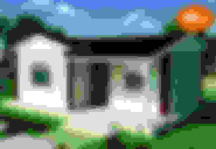 TUNA PREFABRİK – TP-1 40 m2:  tarz