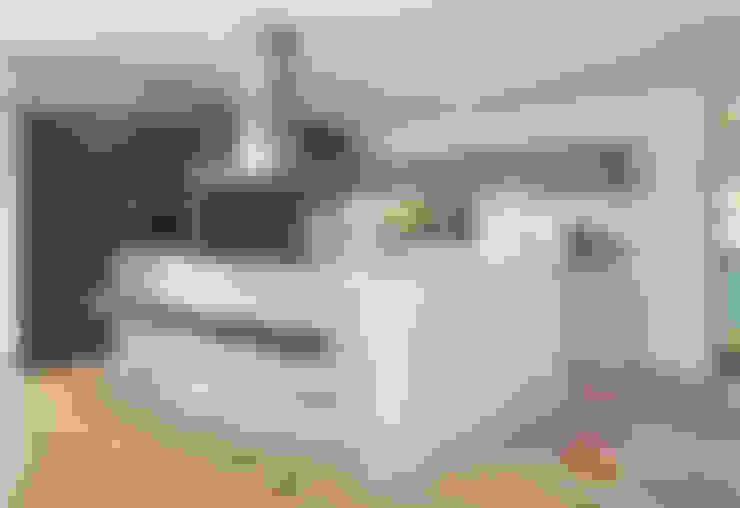 Nhà bếp by Feldman Architecture