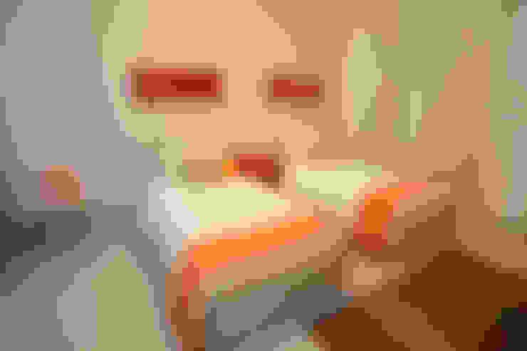 Bedroom تنفيذ Paradigm Design House