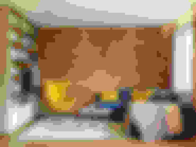 غرفة المعيشة تنفيذ Tim&Team