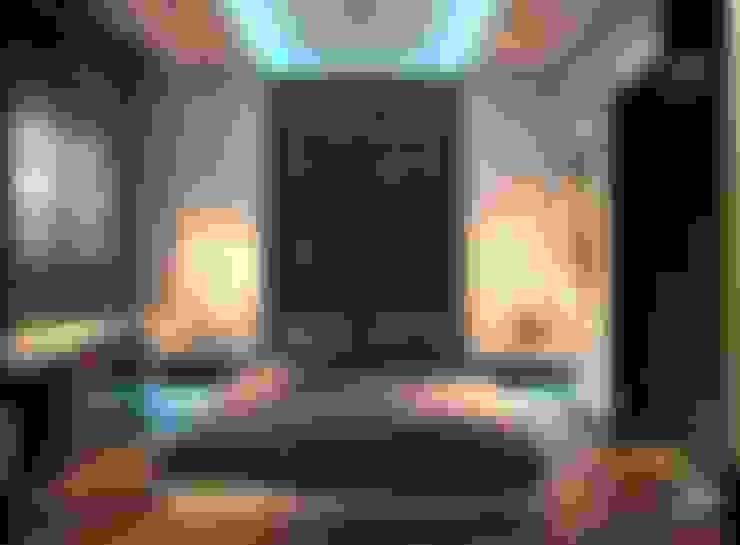 Chambre de style  par Ori - Architects