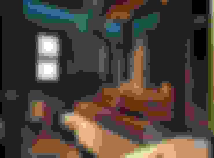 Salle de bains de style  par Ori - Architects
