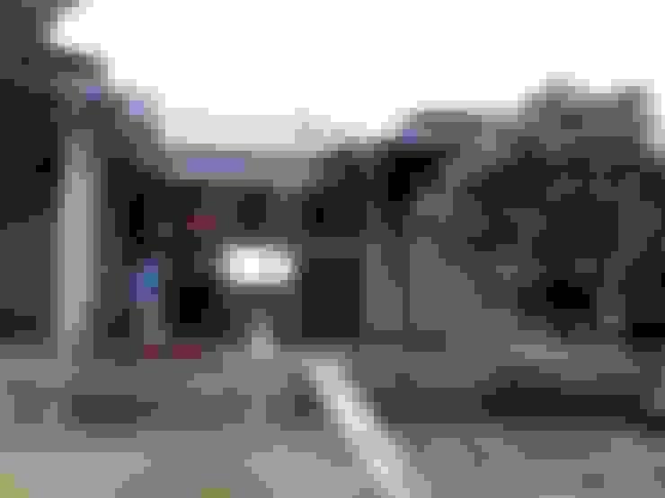 Rumah tinggal  by ช่างณมิตร