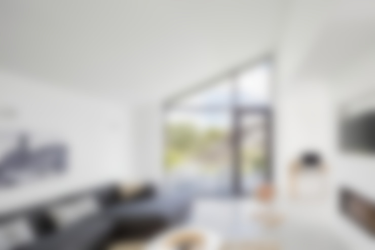 Salas de estilo  por BNLA architecten