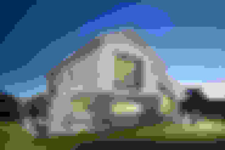 Casas de estilo  por BNLA architecten