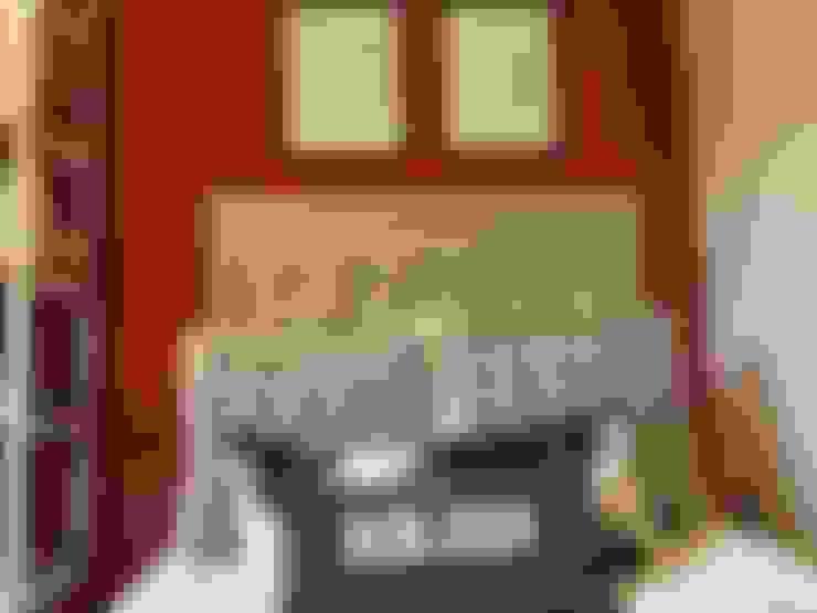 Remodelación de habitación:  de estilo  por Estudio Moss