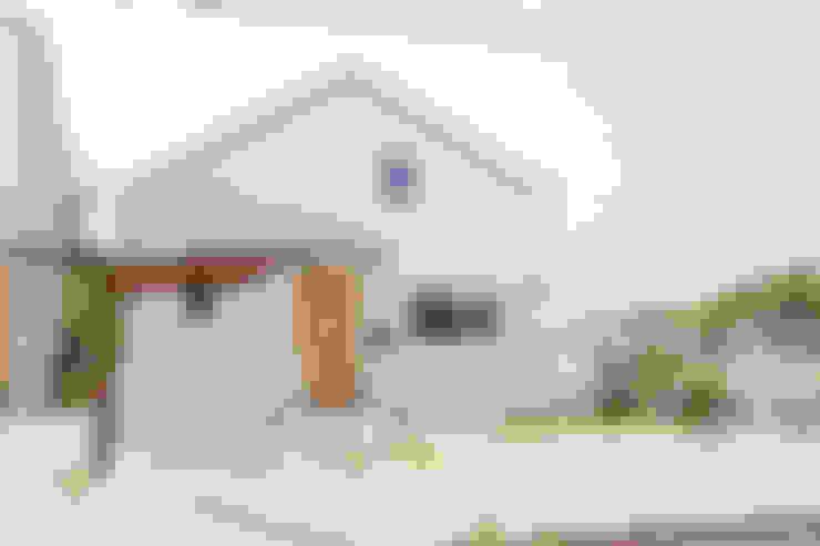 Nhà gia đình by AAPA건축사사무소
