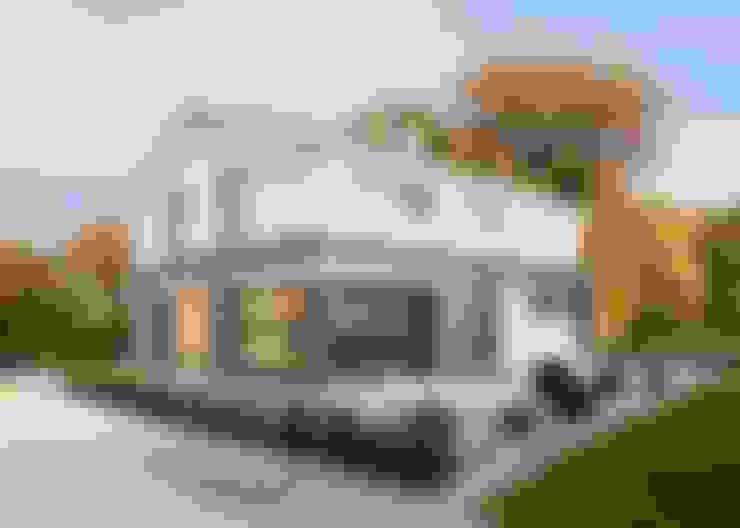 ADAY GRUP Hafif Çelik Yapılar A.Ş. / LGS CONSTRUCTIONが手掛けたプレハブ住宅