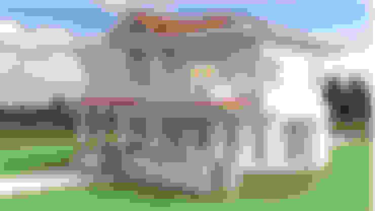 房子 by mayartstyle