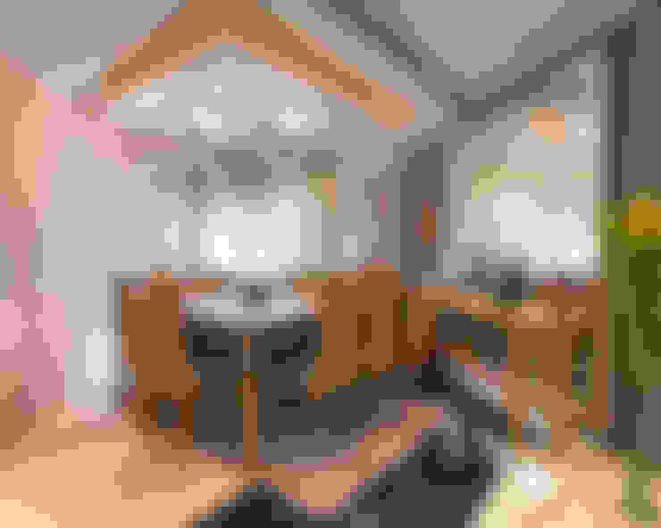 dinning room by raydesigns:  غرفة السفرة تنفيذ RayDesigns