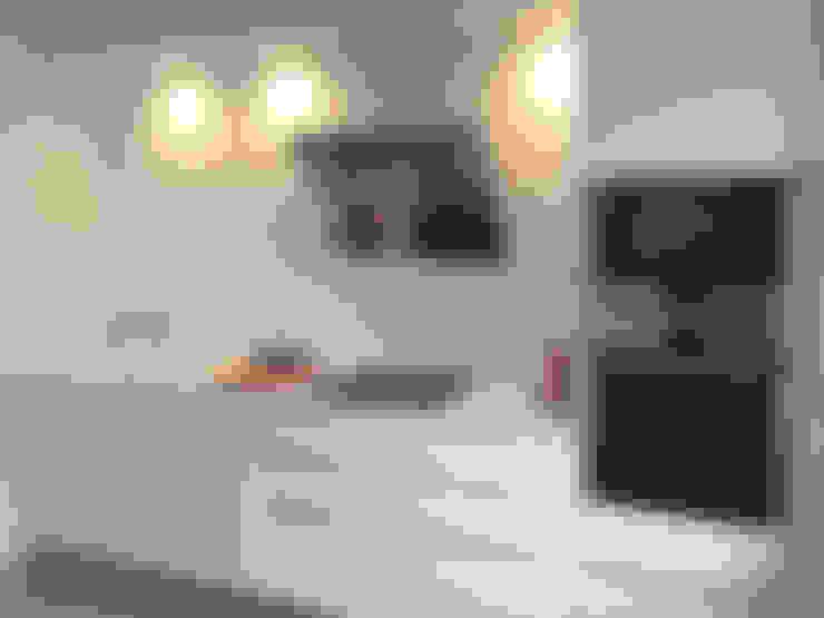 Kitchen by Jeremy Collin Ebeniste - créateur