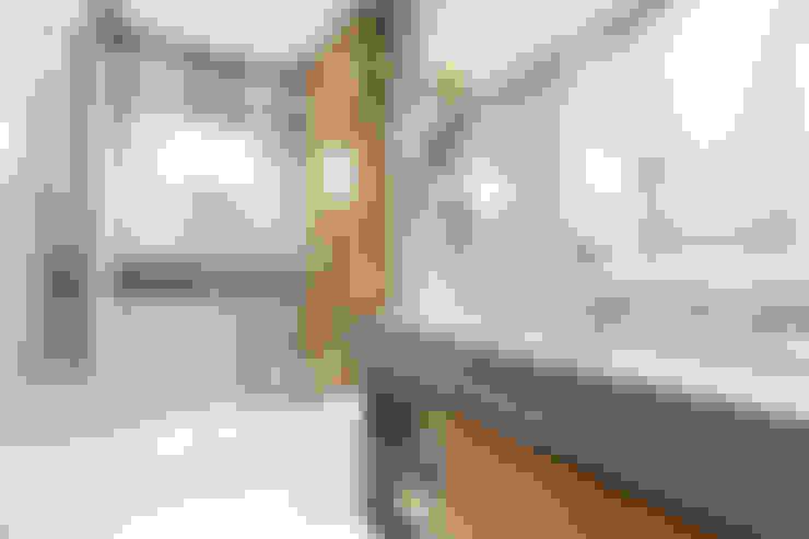 浴室 by Bruna Rodrigues Designer de Interiores