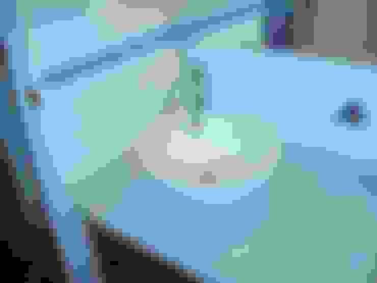 Ванные комнаты в . Автор – AOG SPA