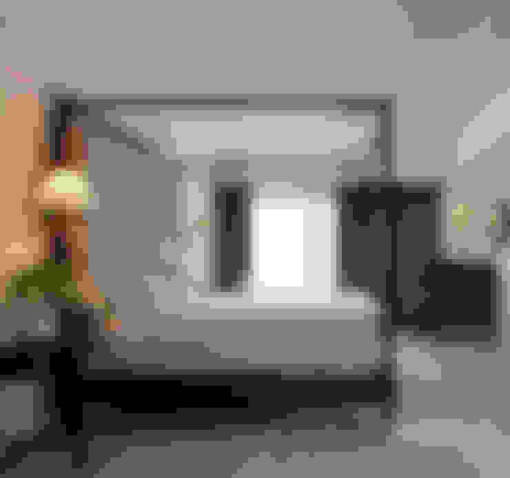 新竹  吳公館:  臥室 by 尚展空間設計