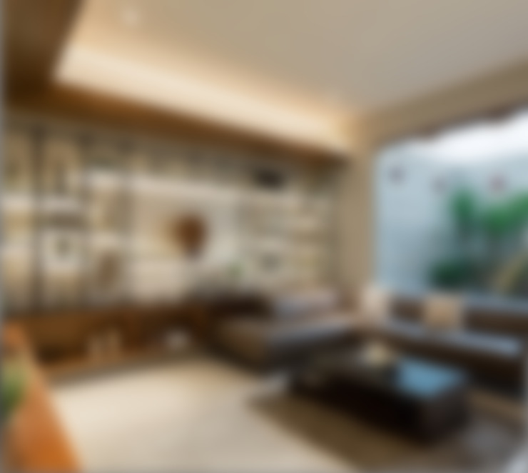 Living Room:  Ruang Keluarga by INERRE Interior