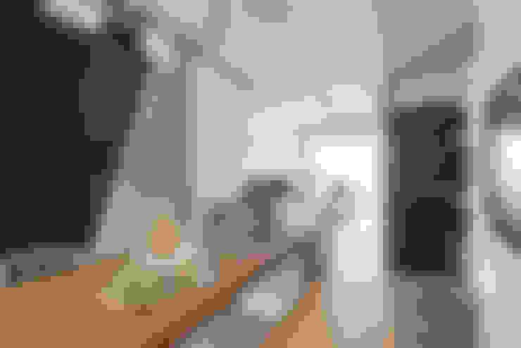 Dining room by 寓子設計