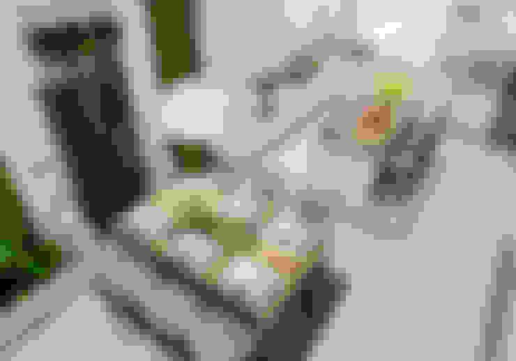 Dining room by Công ty cổ phần đầu tư xây dựng Không Gian Đẹp