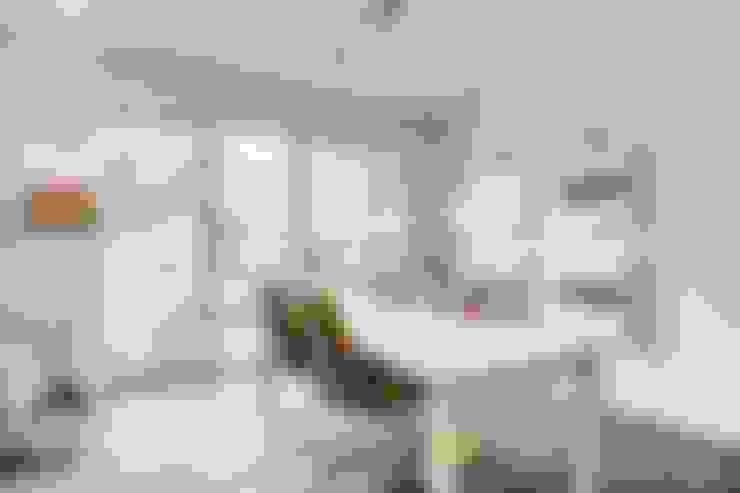 Dining room by LichtJa - Licht und Mehr GmbH