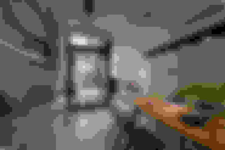 隨意隨心,恰如其分的空間:  餐廳 by 楊允幀空間設計