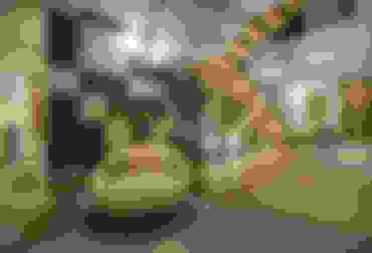走廊 & 玄關 by Grid Fine Finishes