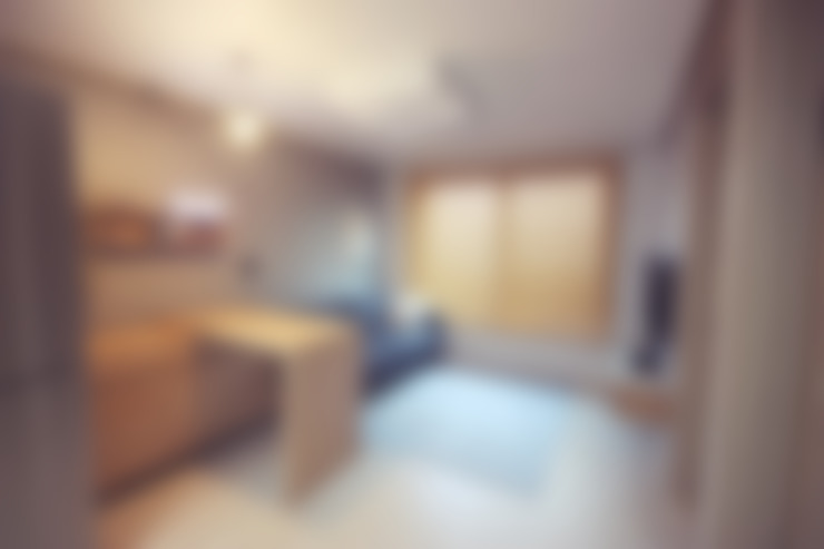 신혼부부의 그레이톤 18평 전셋집 홈스타일링: homelatte의  거실
