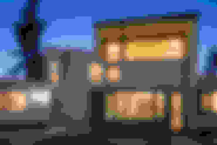 Casa Passalaqua: Casas de estilo  por GITC