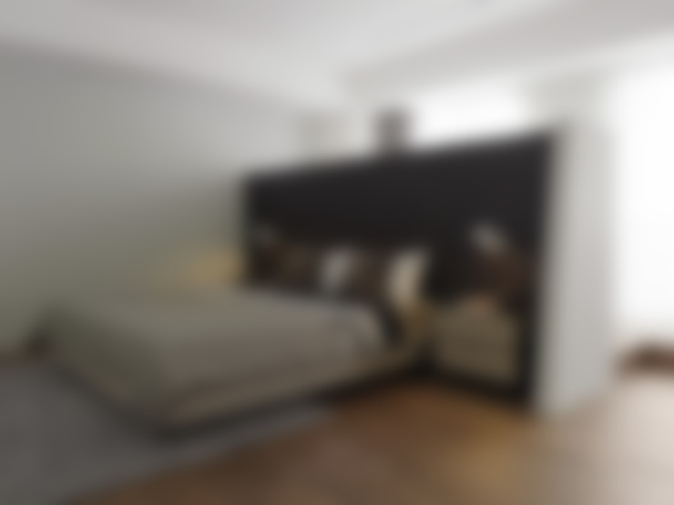 Bedroom by Ho.space design 和薪室內裝修設計有限公司