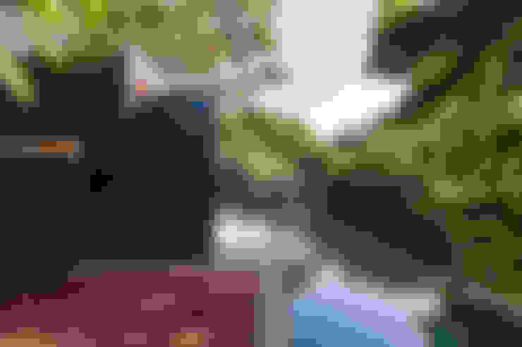 Piscinas de estilo  por Ecologic City Garden - Paul Marie Creation