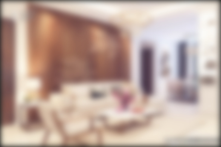 CĂN HỘ TRÀNG AN COMPLEX 02:  Phòng khách by ITALIC DECOR