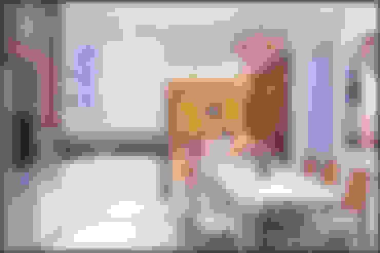 CĂN HỘ TRÀNG AN COMPLEX 02:  Tủ bếp by ITALIC DECOR
