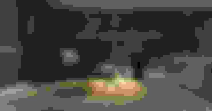 Salas de estilo  por 質覺制作設計有限公司