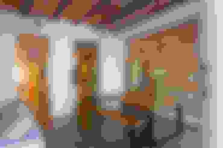 Ruang Makan by Nghệ nhân Kiến trúc thủ công