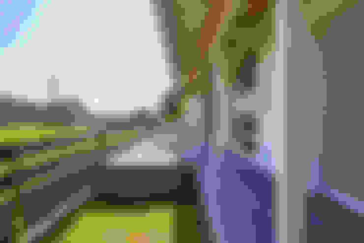 庭院 by 梶浦博昭環境建築設計事務所