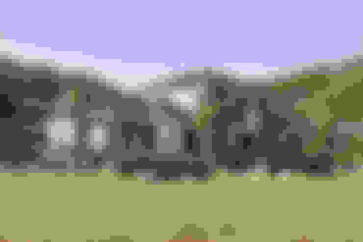 주택 전경: 한다움건설의  목조 주택