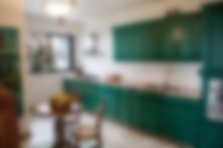 مطبخ تنفيذ Tejero & Ángel Diseño de Interiores