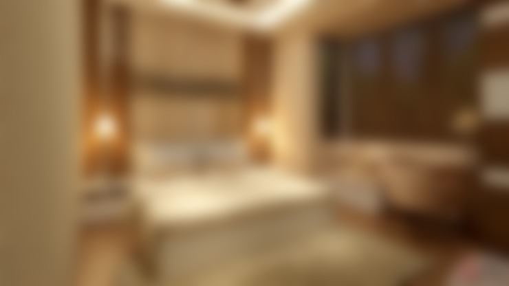 BEDROOM VIEW:  Bedroom by MAD DESIGN