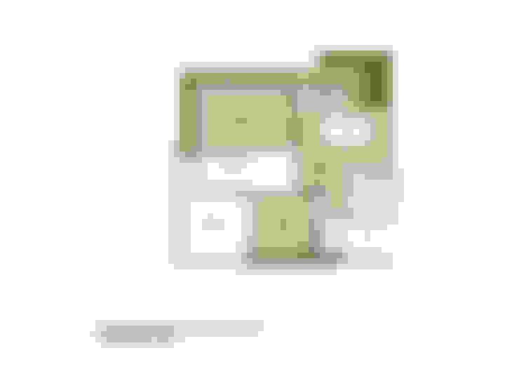 Biệt thự Sân vườn Mrs.Ngọc Thảo. KĐT VCN Phước Hải, P. Phước Hải, tp. Nha Trang. Nhiếp ảnh: Quang Dam:   by Cty TNHH MTV Kiến trúc, Xây dựng Phạm Phú & Cộng sự - P+P Architects