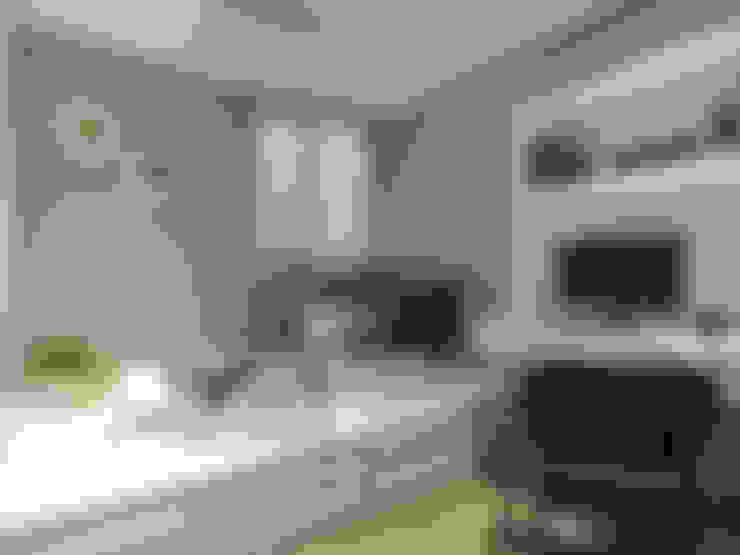 次臥:  臥室 by 存果空間設計有限公司