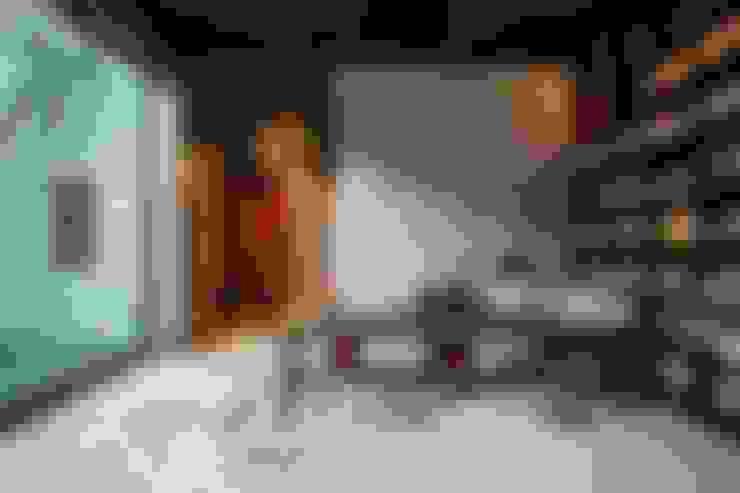 Phòng học/Văn phòng by 業傑室內設計