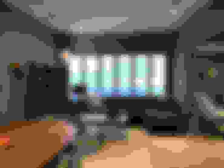 Bon Sala Contemporanea: Salas De Estilo Por Home Reface   Diseño Interior CDMX