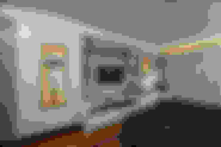 Nursery/kid's room by Danielle Valente Arquitetura e Interiores