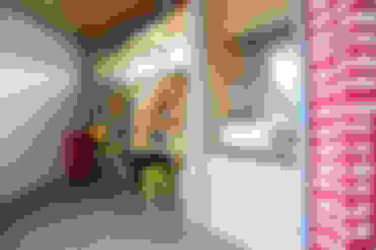 غرفة الميديا تنفيذ yoonzip interior architecture
